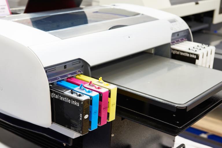 Imprimante numérique textiles - personnalisations textiles